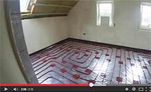 Podlahové topení elektrické nebo teplovodní